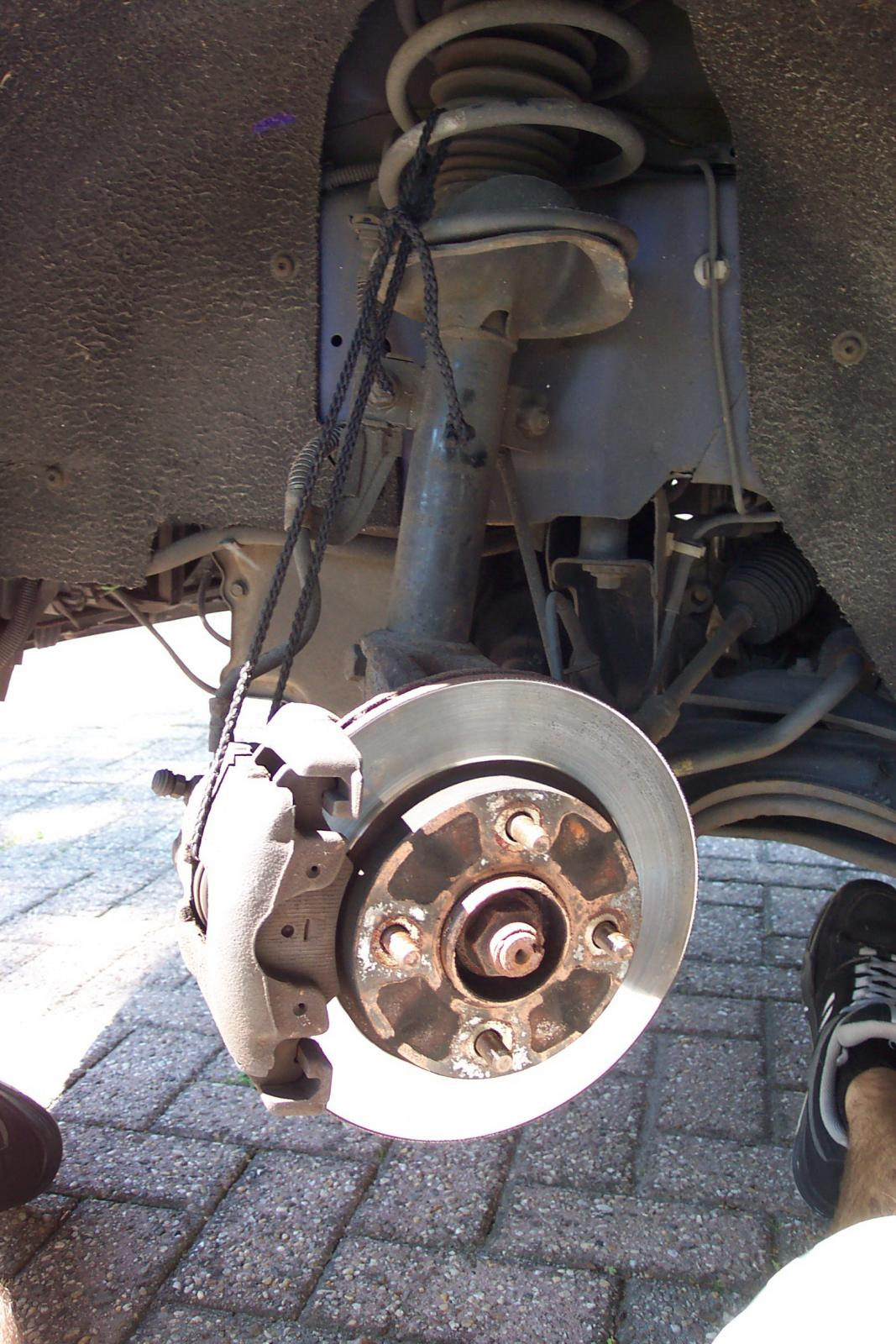 Brake Spring Tool >> Upgrading Puma Brakes - Pumapeople