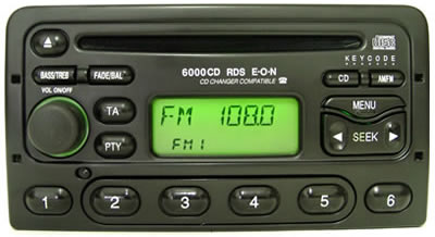 ford puma 6000cd free radio decode - also codes work for ford